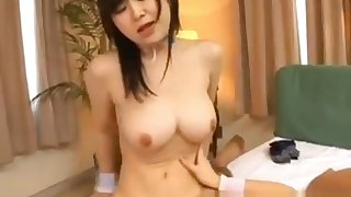Busty japanese babes in hot threesom part5