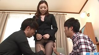 Maki Mizusawa gets way-out vocation in way-out post