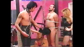 Vintage - Do As We Aver - BDSM Orgy