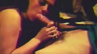 Paying rub-down the Babysitter in Cum (1970s Vintage)