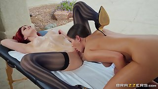 Kinky girls enjoy having passionate mating - Desiree Dulce & Molly Stewart